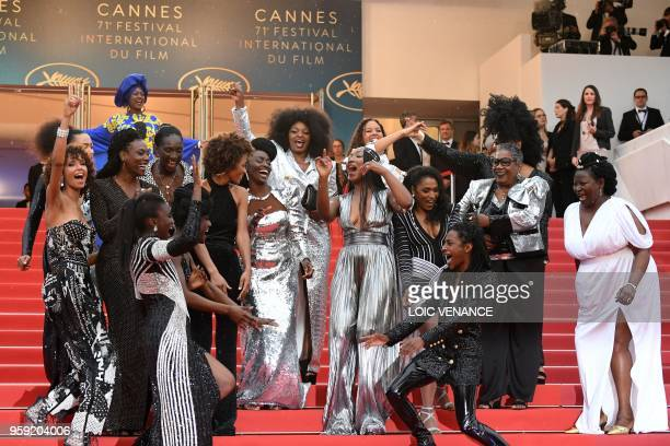 French actress Nadege BeaussonDiagne French actress and writer Mata Gabin French actress Maimouna Gueye French actress Eye Haidara French writer...