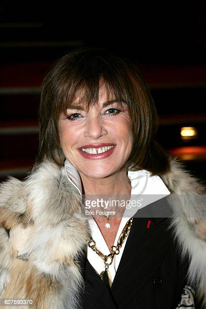 French actress Nicole Calfan at the Man Ray club in Paris.