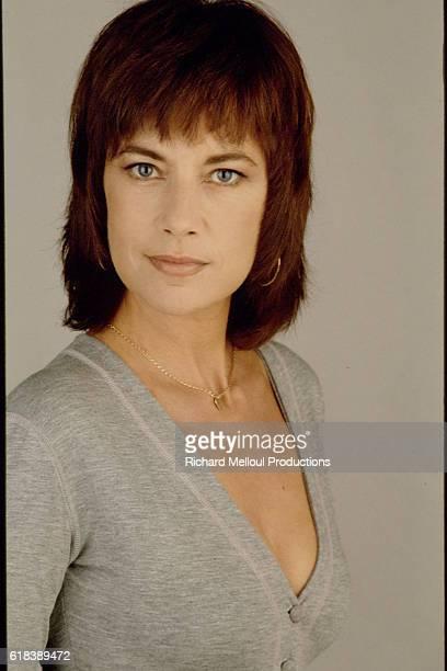 French Actress Nicole Calfan