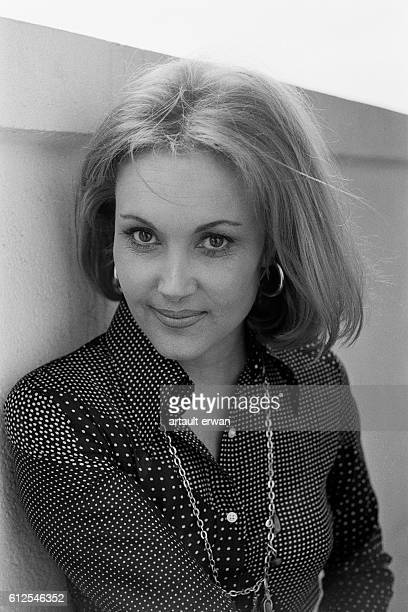 French actress Pascale Roberts