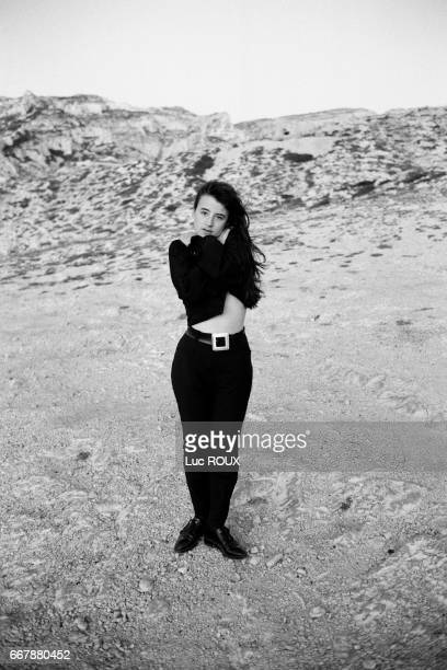 French actress Romane Bohringer