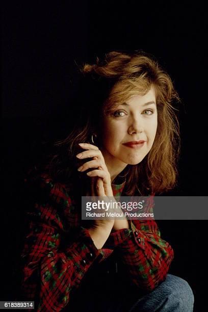 French Actress Sabine Haudepin
