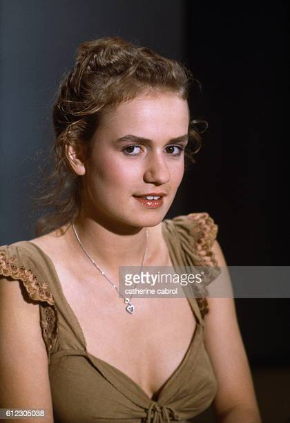 French Actress Sandrine Bonnaire