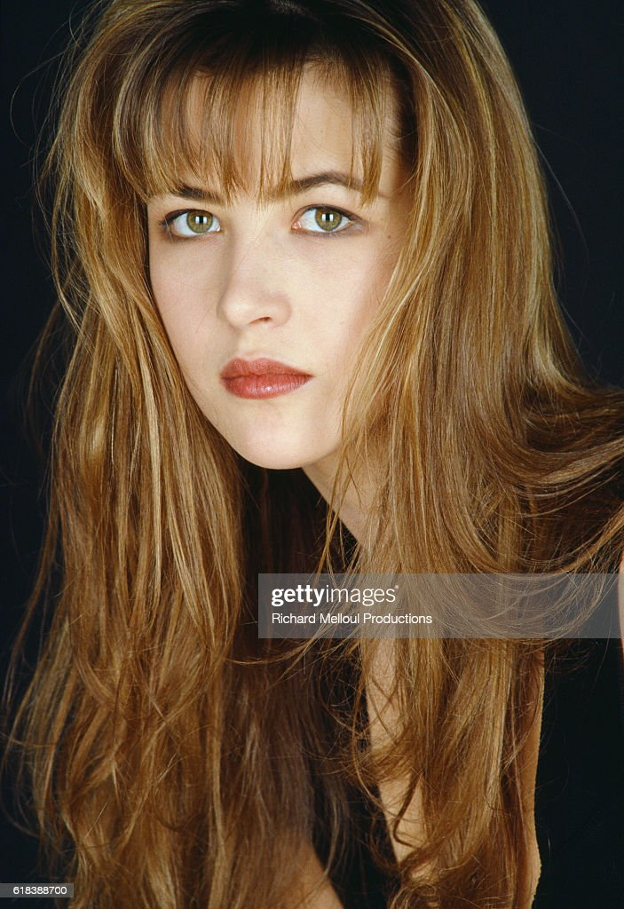 Actress Sophie Marceau : Photo d'actualité