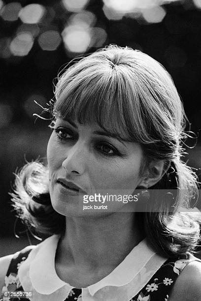 French actress Stéphane Audran