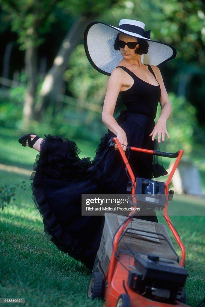 French Actress Valerie Lemercier : Photo d'actualité