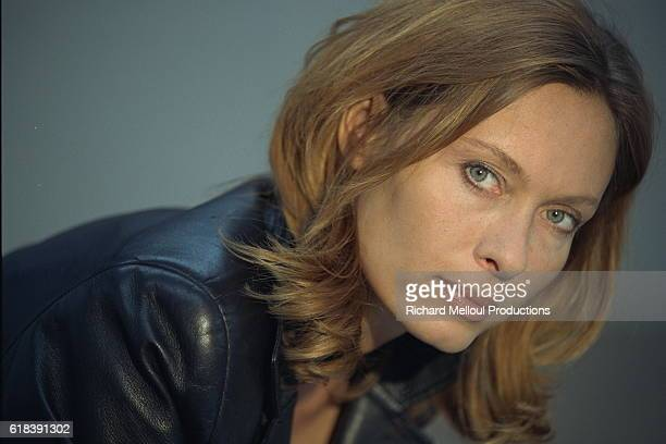 French Actress Valerie Steffen