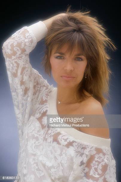 French Actress Veronique Jannot