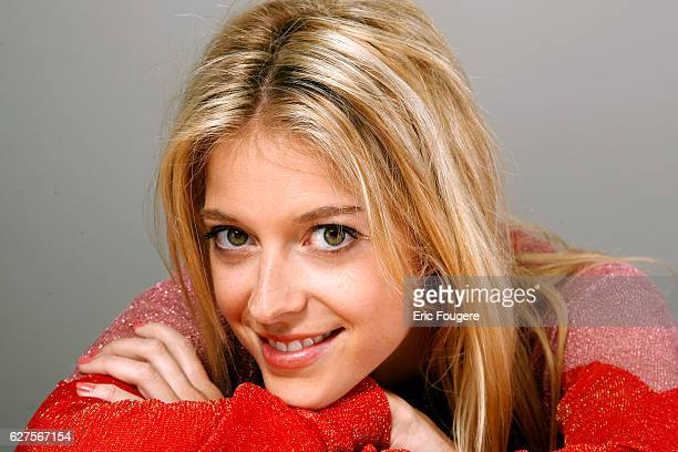 French Actress Victoria Monfort Photographed in PARIS