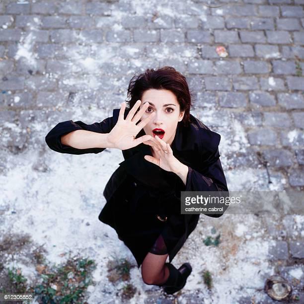 French Actress Zabou Breitman