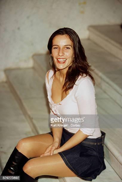 French Actress Zoe Felix