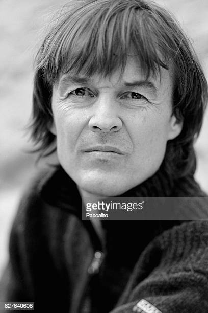 French adventurer, journalist and television host Nicolas Hulot is also one of the principle spokesmen for environmental awareness in France.