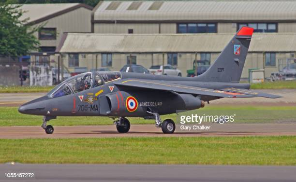French Air Force Alpha jet
