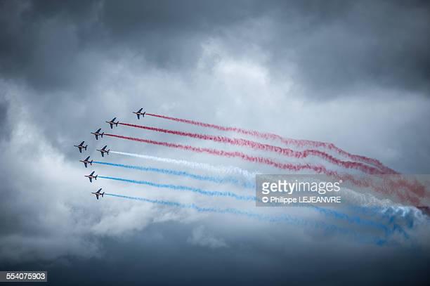 French air patrol performance