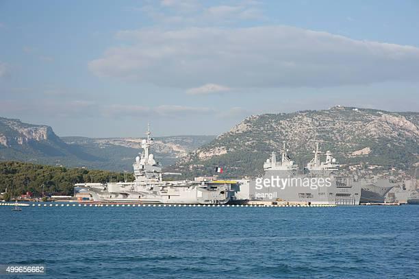 Français porte-avions Charles-de-Gaulle