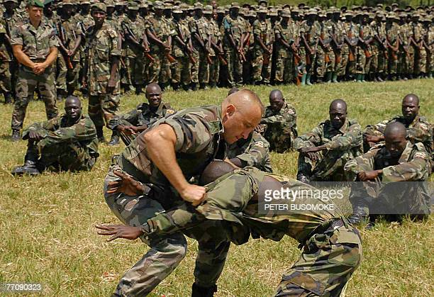 11 Singo Military Training School Pictures, Photos & Images