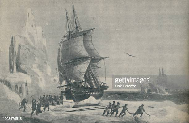 A French Antarctic Expedition under the command of Captain J S C Dumont d'Urville sailed in August 1833 to the waters that Ross was to explore in the...