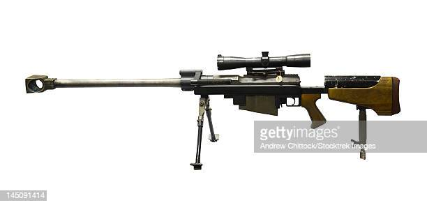 French Army anti-material rifle.