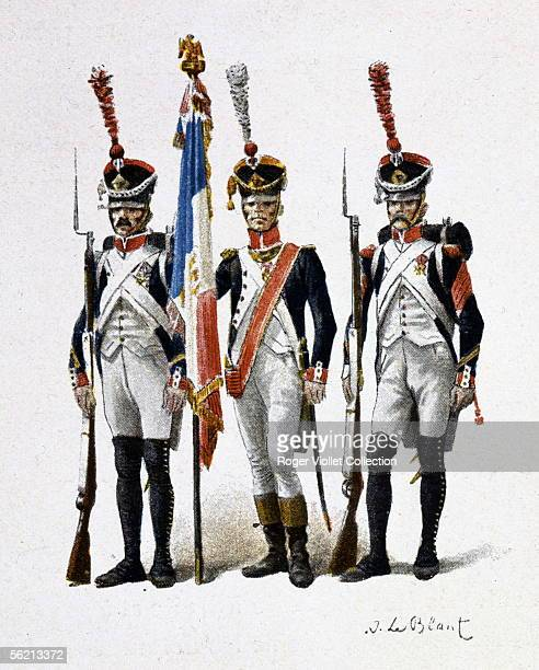 French army First Empire Guard of the Eagle About 1810