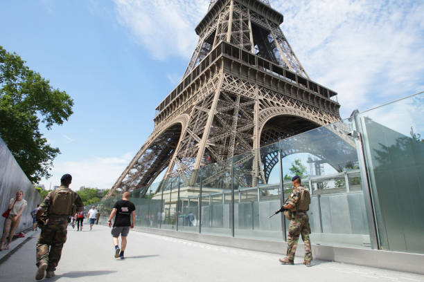 FRA: Sentinelle Security Plan In Paris