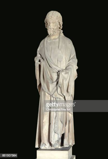 French Art Sad Apostle from the Sainte Chapelle in Paris Paris Musee de Cluny Musee national du Moyen Age