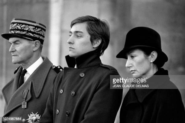 French artist and last companion of the awardwining French novelist Romain Gary Leïla Chellabi and Alexandre Diego Gary son of Romain Gary and Jean...