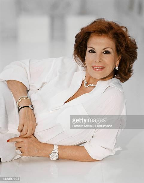 French astrologer Elizabeth Tessier