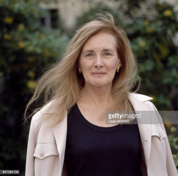 French author Annie Ernaux May 1993