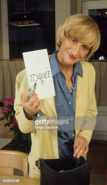 French author Francoise Sagan wrote bestselling novel 'Bonjour Tristesse' in six weeks while she was a student at La Sorbonne in 1953