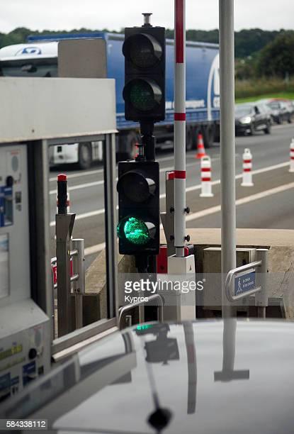 French Autoroute (Motorway, Highway)