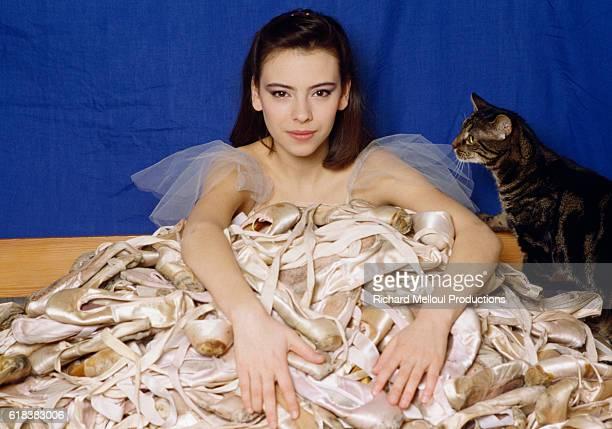 French Ballerina and Actress Matilda May