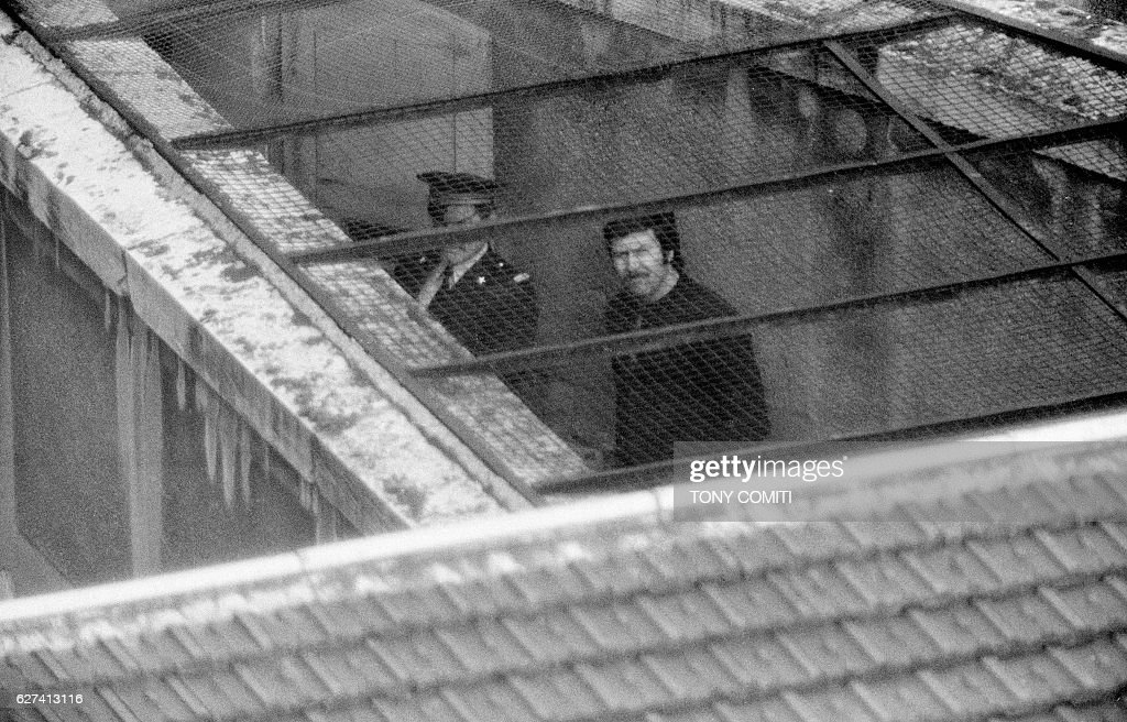 French Gangster Jacques Mesrine : News Photo