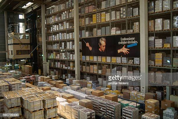 French book publisher Hachette's Centre du Livre, the largest national distribution center in France, is based in the Parisian suburb of Maurepas....
