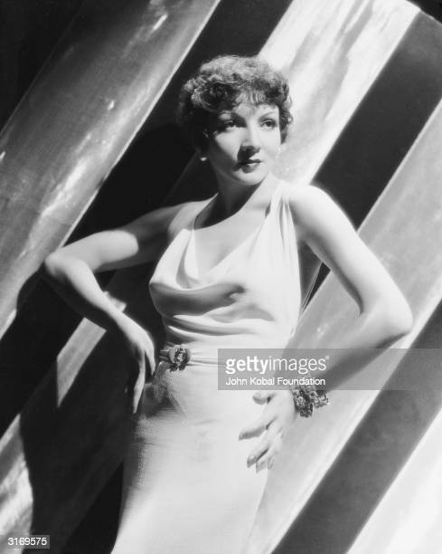 French born actress Claudette Colbert who was nominated for the Best Actress Academy Award three times and won it for her role in the screwball...