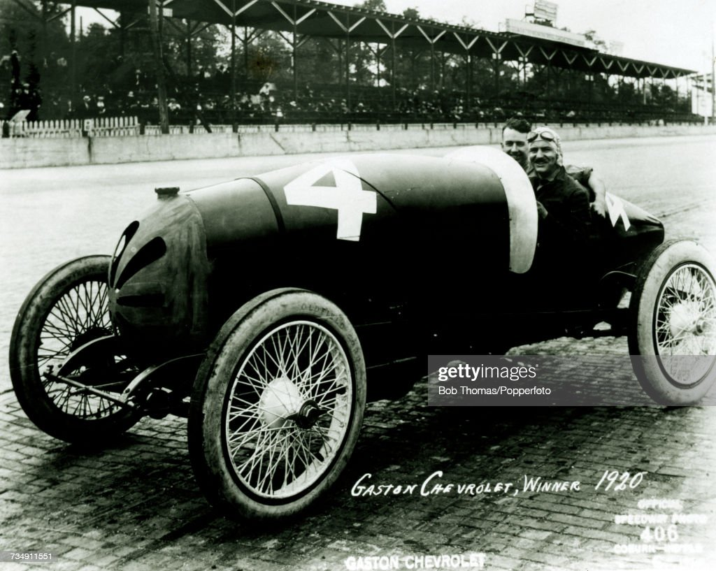 1920 Indianapolis 500 : News Photo