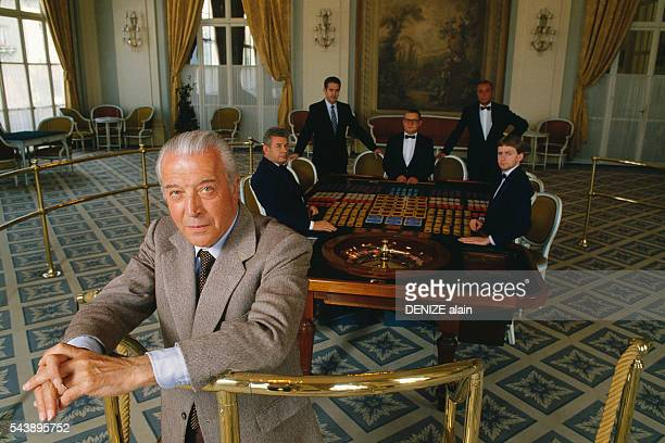 French Businessman and Company President Lucien Barriere