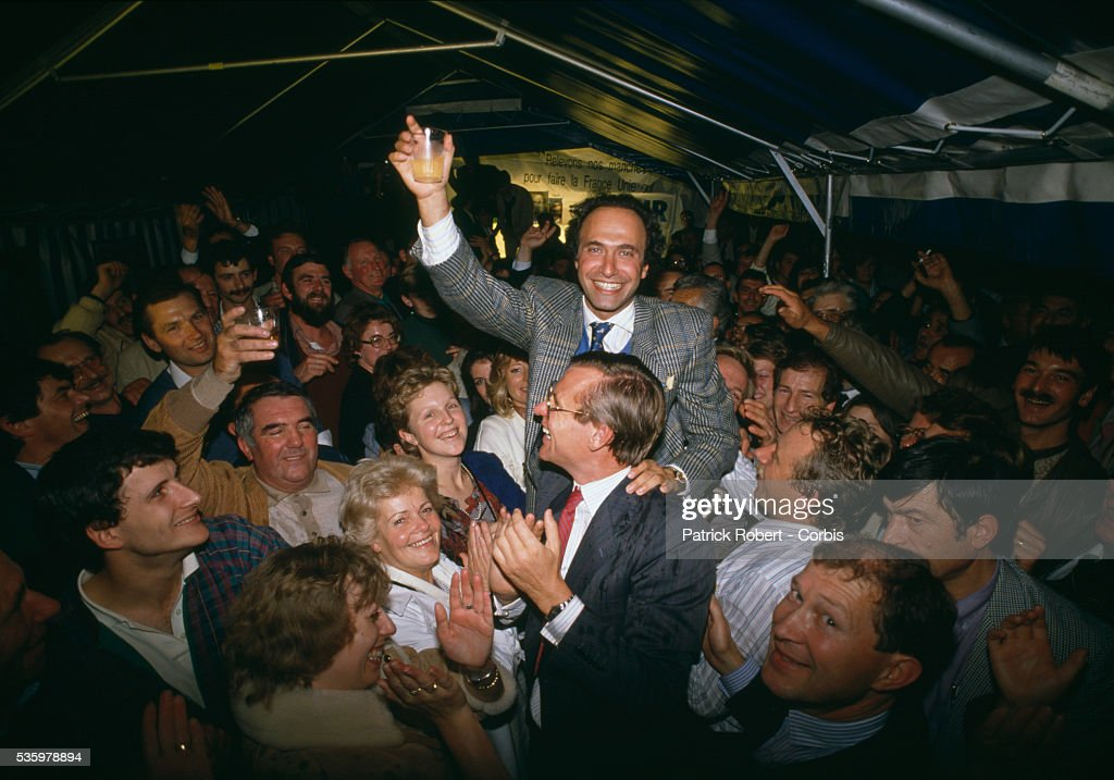 French businessman and politician Olivier Dassault wins the legislative election in Beauvais, earning him a seat in the French National Assembly. Dassault is with the RPR (Rassemblement pour la Republique) party.