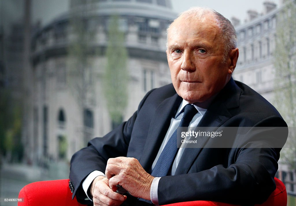 Francois Pinault Art Collection  in Paris Commercial Exchange - Project Presentation : News Photo