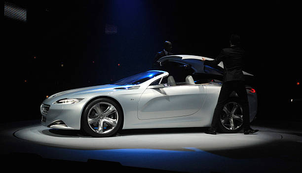 French car maker Peugeot presents a SR1 Pictures | Getty Images
