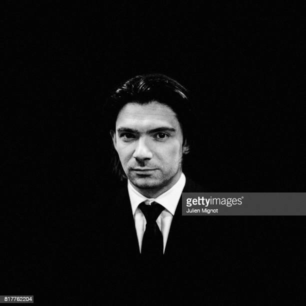 French cellist Gautier Capucon is photographed for Self Assignment on October 18 2016 in Paris France