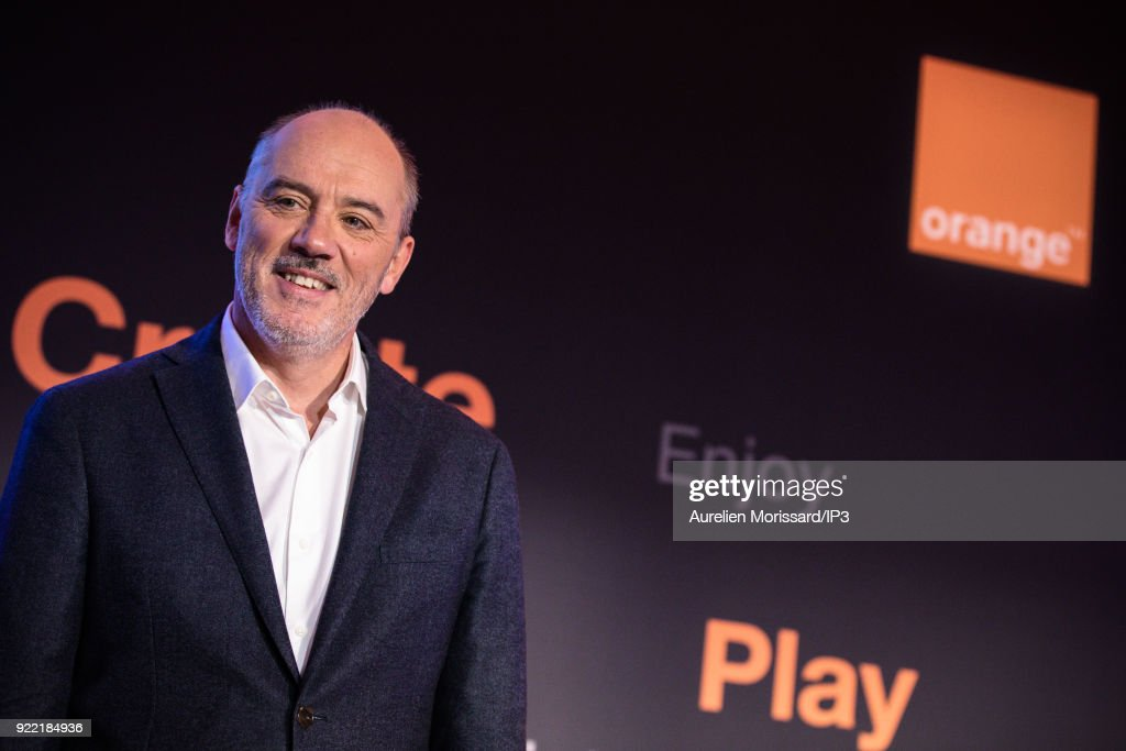 Orange Group Presents Its Annual Results In Paris