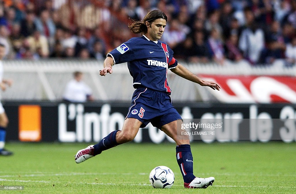 French Championship Soccer L1: Paris Saint Germain : ニュース写真