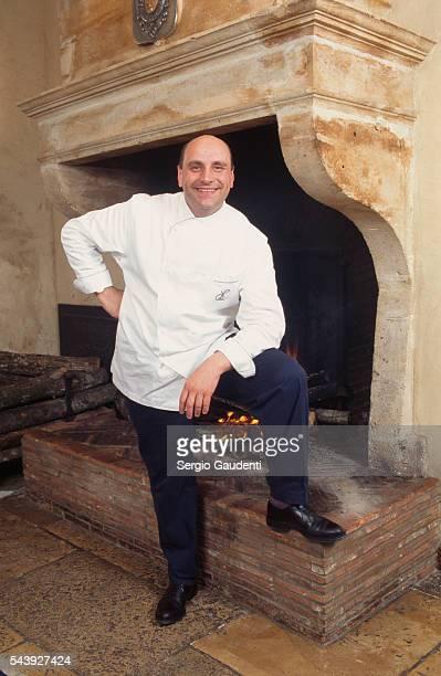 French Chef Bernard Loiseau
