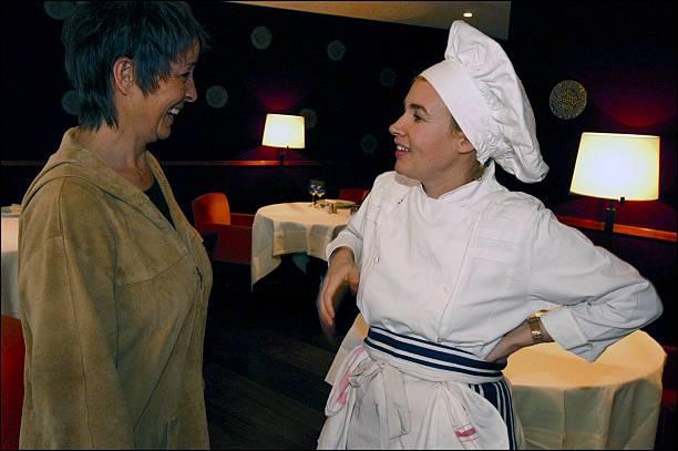 French Chef Helene Darroze Awarded 2 Stars In The 2003 Michelin