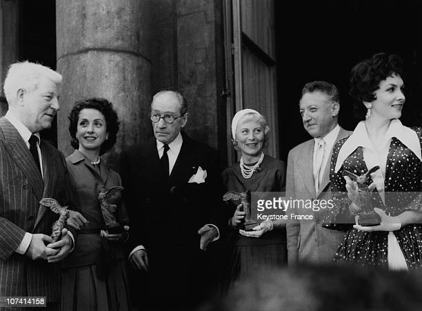 French Cinema Oscar Award On June 1955