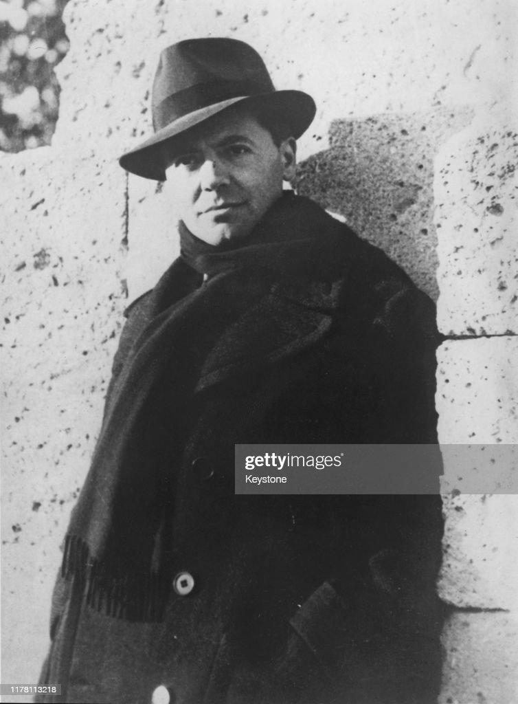 Jean Moulin : News Photo