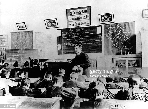 French Classroom 19090101