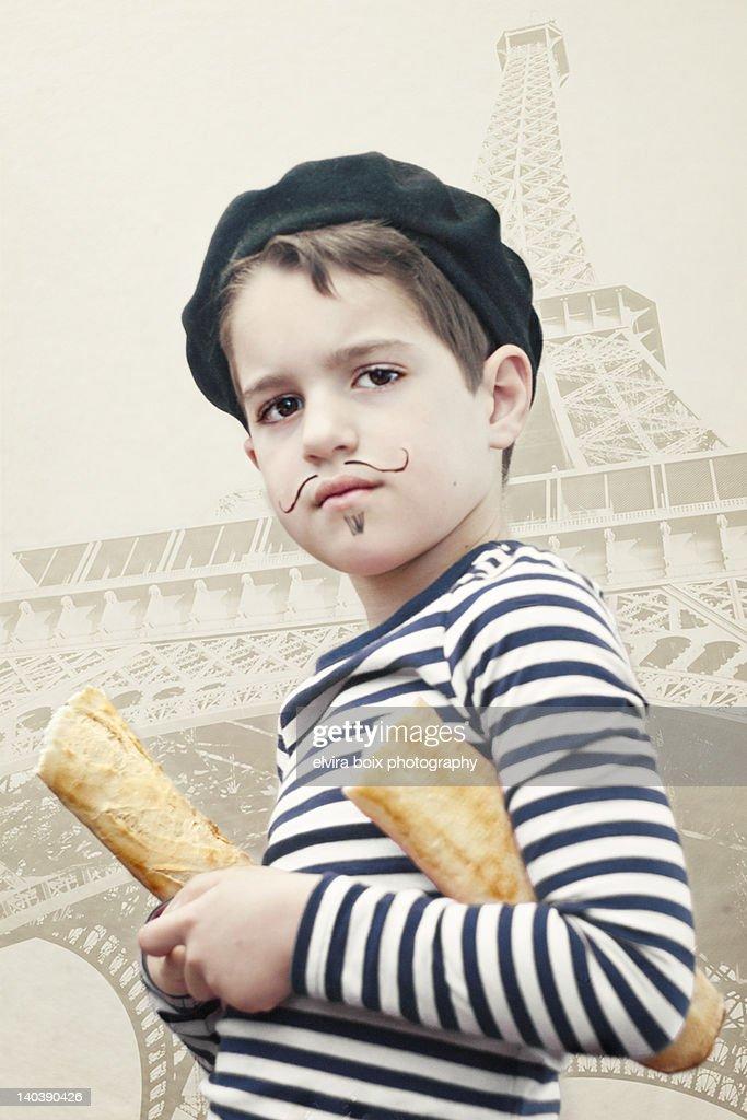 French cliche : Stock-Foto
