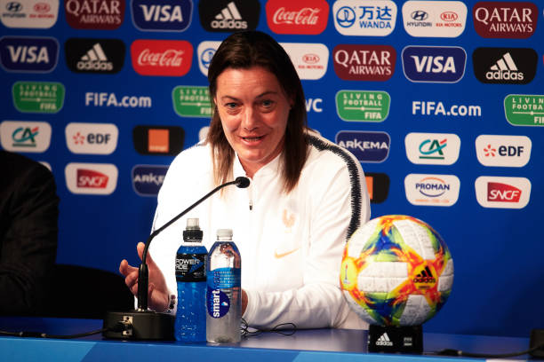 FRA: France Press Conference - 2019 FIFA Women's World Cup France