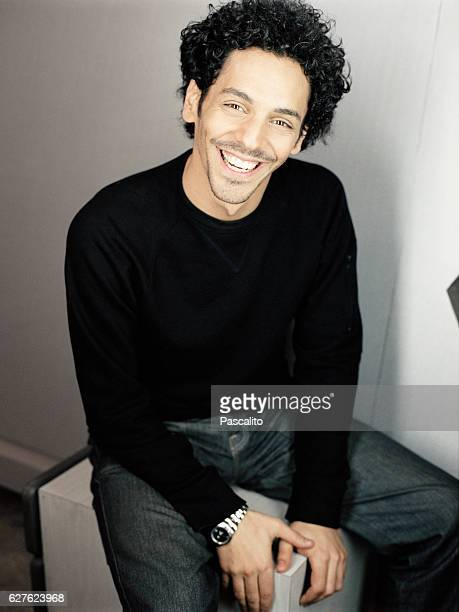 French comedian and actor of Israeli origins Tomer Sisley